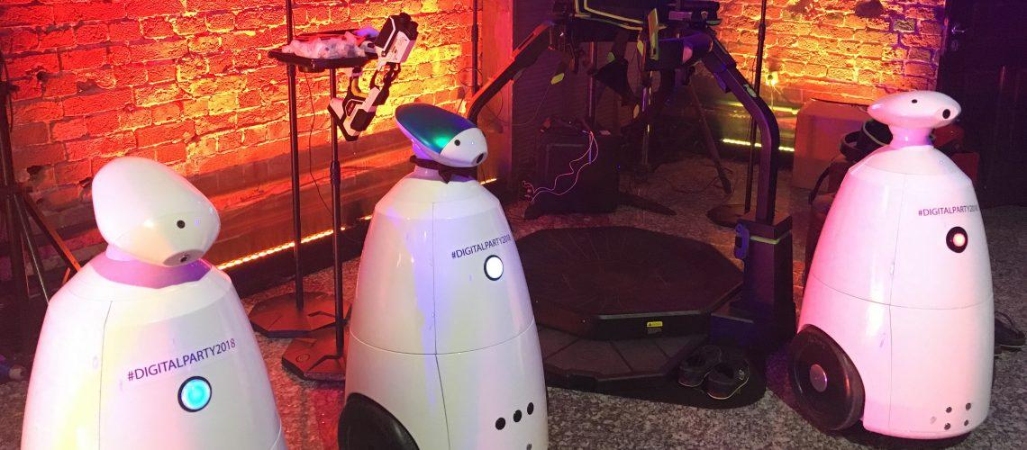 רובוט ראשי